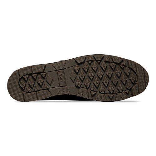 3feb6e9b8c Vans Fairbanks Boot MTE Black/Black Men's Boots Size 13: Amazon.co ...