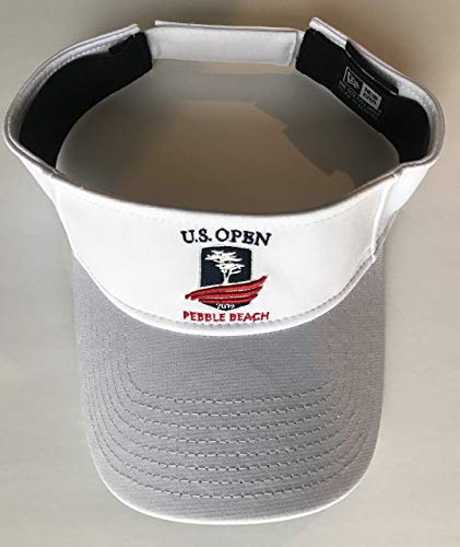 2019 U.S. Open golf Visor white low rider style pebble beach new pga