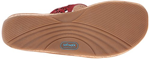 Softwalk Beaumont Laser Pelle Infradito