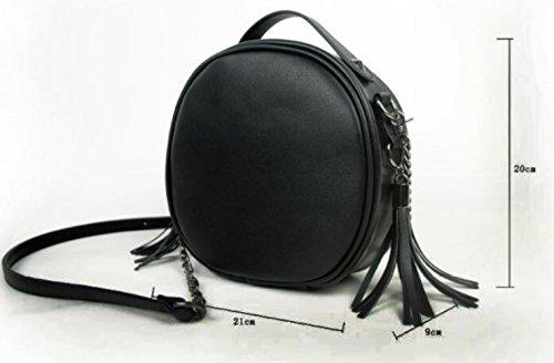 Quotidien Main Body Cross Cuir Impression Bandoulière À Rétro Sac Lady Style Chinois Portable I CYq7v1