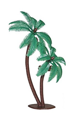 Palm Tree Coconuts Topper Count product image