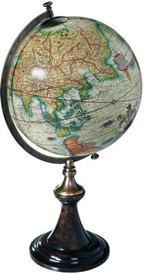 - Authentic Models Classic Mercator Globe with Stand