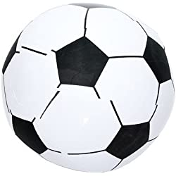 "16"" Inflatable Soccer Balls (1Dozen) / Party / Decor / Pool / Birthday / Favor"