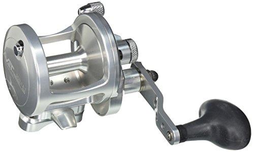 - Avet MXL5.8:1 Single Speed Reel - Silver - Left Handed
