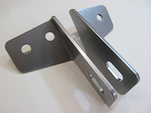 Boesch Built Made in USA Saddlebag Support Bracket Struts FIX! For Harley Touring 85-08 - Road Support