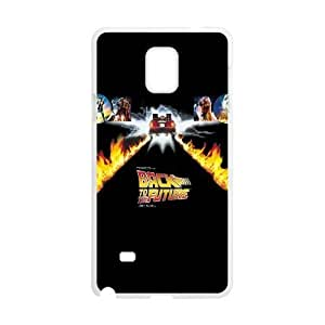Samsung Galaxy S4 Phone Case White back to the future TYTH3824043