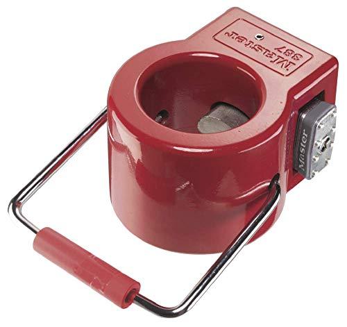 Master King Pin Lock - Toy Hauler/Trailer Locks w/ BumpStop #387NKA