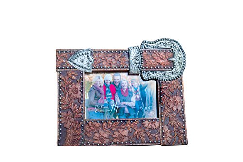 The Faith Collection FC-1416 Resin Belt Buckle Frame, 6