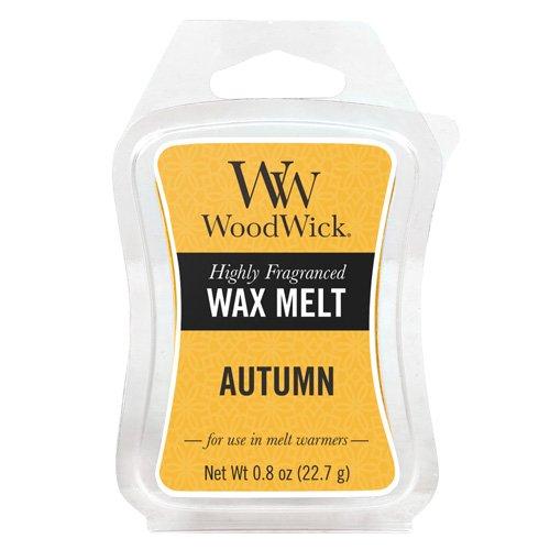 Woodwick Mini Hourglass Wax Melts - Autumn, Yellow 57057