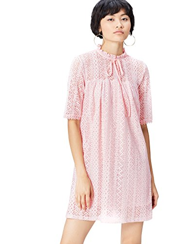Robe blush Femme Brodée Find Dentelle Rose d4x1qYHPw