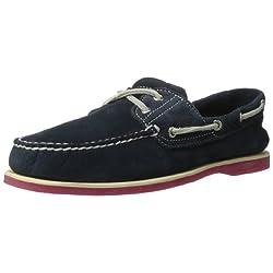 Timberland Men's Classic 2 Eye Boat Shoe