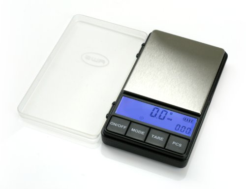 Pro 500 Scale - American Weigh Scales ACP-500 Digital Pocket Scale, 500 by 0.1 G