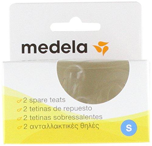Flow Complete Bottle Feeding System (Medela Nipple Teat Slow Flow Standard Neck x2)