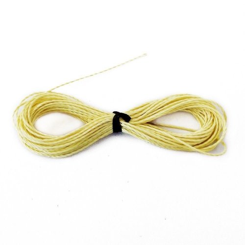 Kevlar 200lb Strength Hobby Sport Survival Para Cord 100ft Yellow