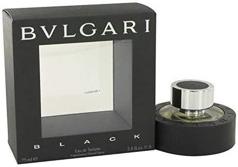 BVLGARI BLACK (Bulgari) by Bvlgari Eau De Toilette Spray (Unisex) 2. 5 oz (Men)