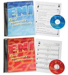 Early Numeracy Intervention (ENI) Program Combo