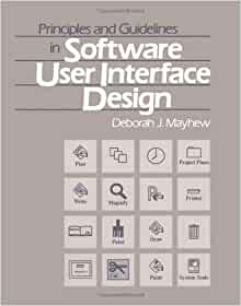 user interface design books