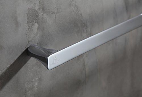 25.13'' Towel Bar - Polished Chrome - Essence Series AC-AZ052 - ANZZI by ANZZI (Image #2)