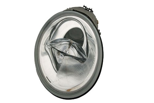 03 vw beetle headlight assembly - 5