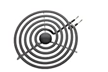 """Endurance Pro 660533 5 turn 8"""" Large Surface Burner Coil Heating Element Replacement for Whirlpool"""