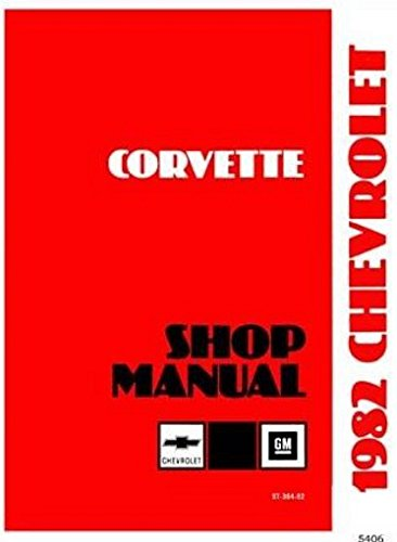 corvette factory service manual - 6