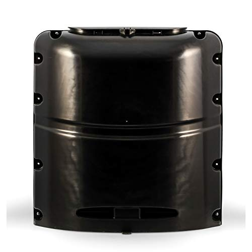Camco Mfg 40565 Lp Tank Cover 20# SGL Black (Camco Propane Tank Cover)