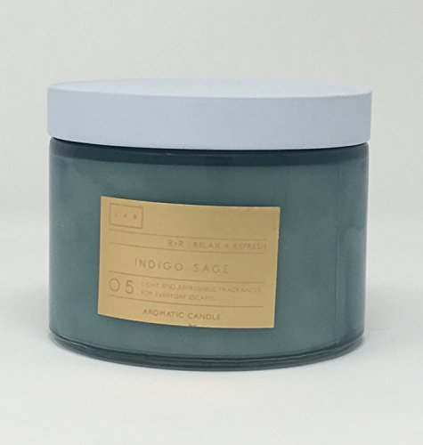 light aroma bliss candle - 1