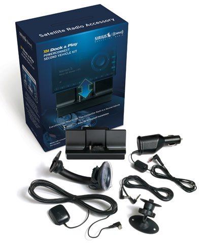 siriusxm edge with vehicle kit - 4