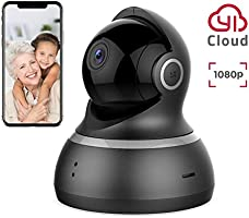 YI Dome Camera 1080p HD - Wireless IP Home Security Surveillance System