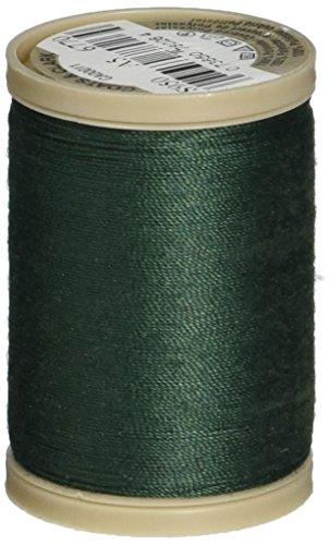 COATS & CLARK S950-6770 Dual Duty XP Heavy Thread, 125-Yard, Forest Green (Forest Green Thread)