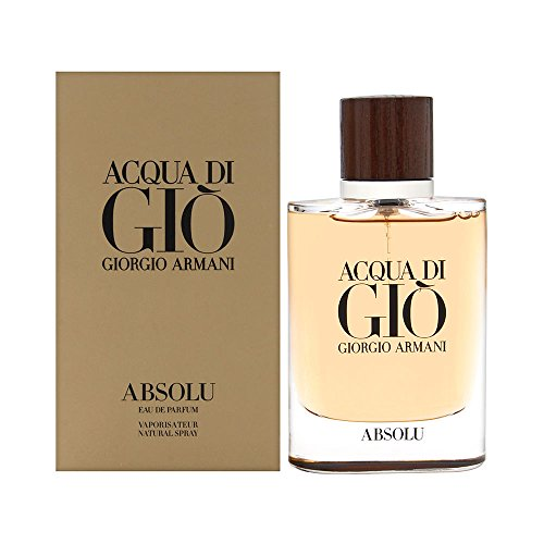 Armani Acqua Di Gio Absolu Eau De Parfum Spray, 2.5 Fl Oz