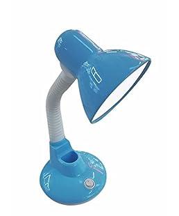 Uniware-L70011 Smart LED Table/Desk Lamp for Bedroom/Kids Room/Living Room (Blue)