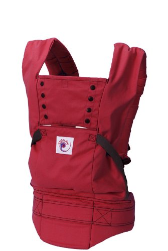Amazon Com Ergobaby Sport Baby Carrier Red Child Carrier Front