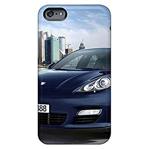 iphone 5 / 5s Compatible phone back shell Fashionable Design Proof 2010 porsche panamera 9