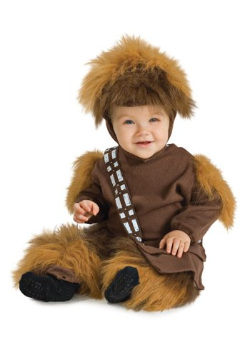 Baby Chewbacca Costume 12-24 Months