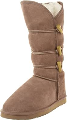 Ukala Women's Taj High Boot,Taupe,9 M US