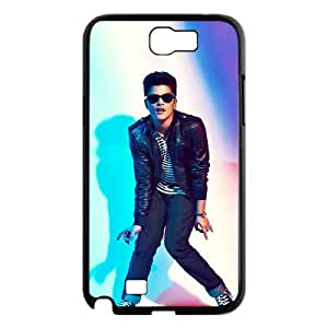 D-PAFD Diy Phone Case Bruno Mars Pattern Hard Case For Samsung Galaxy Note 2 N7100