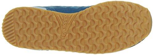 adidas Jungen ZX 700 J Turnschuhe Blau (Unity Blue /Craft Blue /Ftwr White)