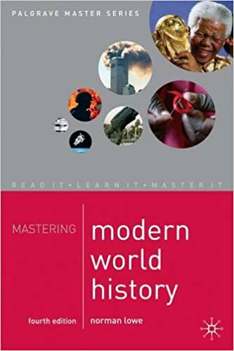 Amazon mastering modern world history 4th ed palgrave master amazon mastering modern world history 4th ed palgrave master 9781403939821 norman lowe books fandeluxe Image collections