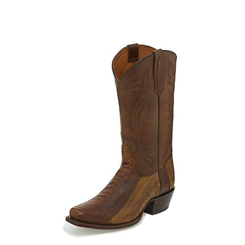 Cowboy Tan Killeen Pullon Western Tan Height TL5301 Foot 13
