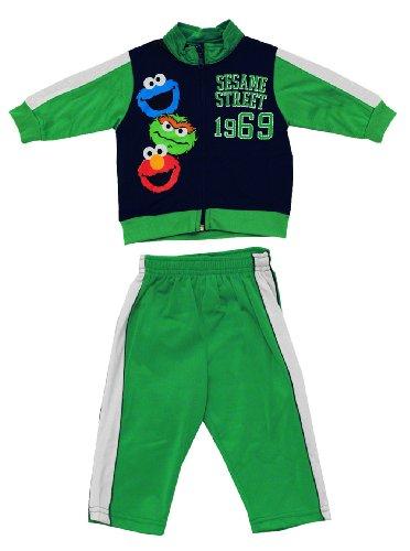 Sesame Street Piece Jumpsuit Jacket