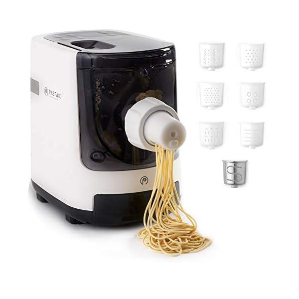 PASTAIO | Macchina per la Pasta Fresca e per gli Impasti. Pasta Maker, fino a 800g di pasta per ciclo, pesatura… 1