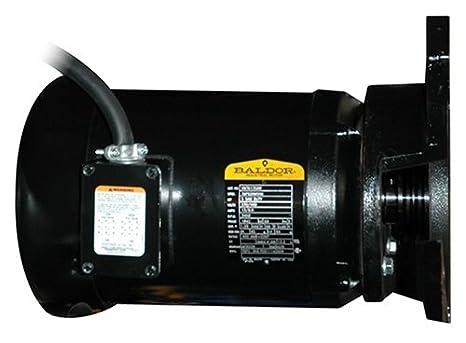 Powermatic 6472335 Model 184C Horsepower 3450 RPM Baldor