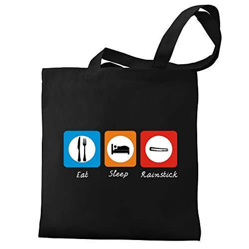 Tote Eat Canvas Eddany Rainstick Bag sleep Eddany Eat qFTaP