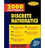 img - for [(2000 Solved Problems in Discrete Mathematics)] [Author: Seymour Lipschutz] published on (October, 1991) book / textbook / text book
