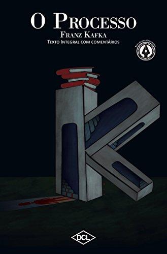 O Processo - Volume 1. Coleção Grandes Nomes da Literatura