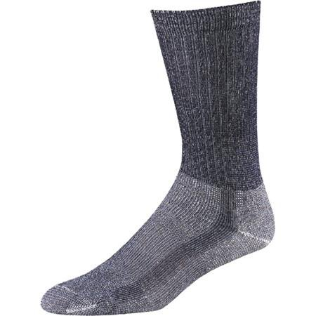 Fox River Mills Nylon Gloves - FoxRiver Trail Pack Crew Socks, Medium, Navy