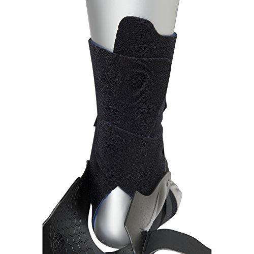 41A6UHd1lBL Zamst Ankle Brace Support Stabilizer: A2-DX Mens & Womens Sports Brace for Basketball, Soccer, Volleyball, Football & Baseball - Right Ankle, Medium