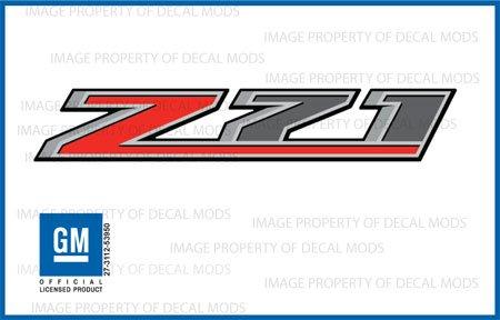 2014 z71 decals - 5