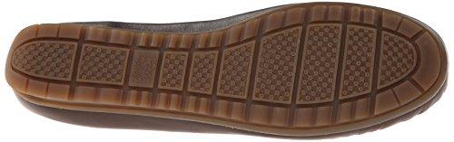 Rosenblad Womens Esther Slip-on Loafer Tobaks Läder